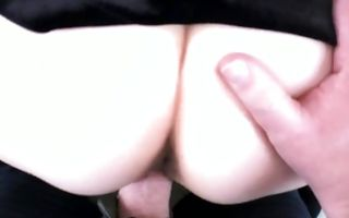 Gorgeous GF with awesome body has passionate sex