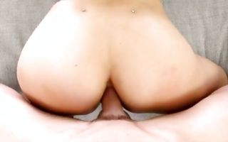 Painful anal sex with astonishing dark-haired Ex-GF